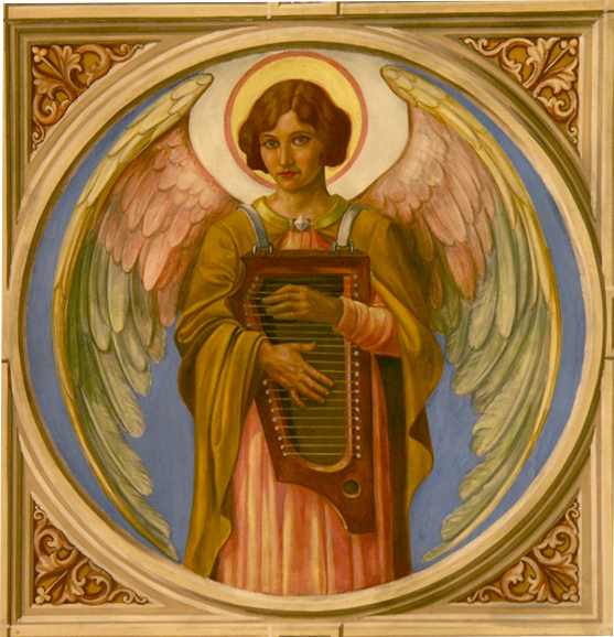 Angel psalteron